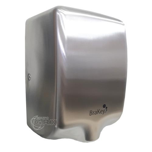 Secador de Mãos Inox 304 Brakey Cr-120