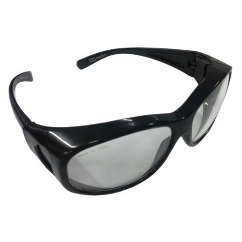 Óculos Plumbífero Raios X Kiran 750 Frontal 0,75 mmPb