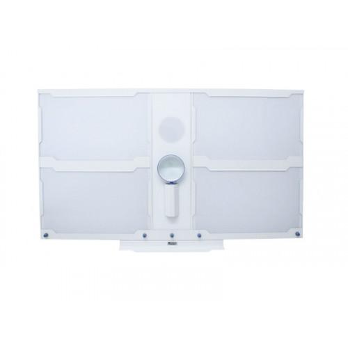 Negatoscópio Mamográfico Led Premium Konex 8 Filmes 20x25cm
