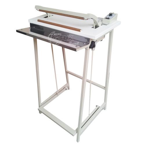 Seladora para Plástico Filete Pedal GRX-35-FP-SS