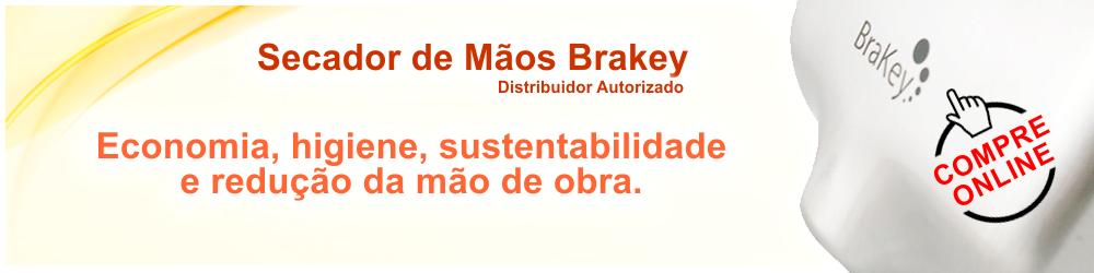 Secadores de Mãos Brakey - Distribuidor Autorizado